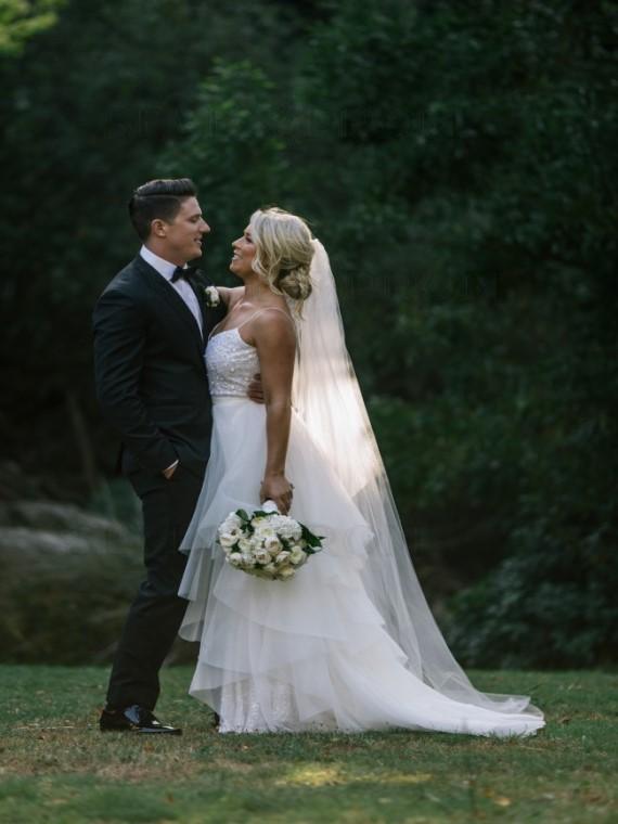 Mermaid Spaghetti Straps Detachable Silver Sequined Wedding Dress