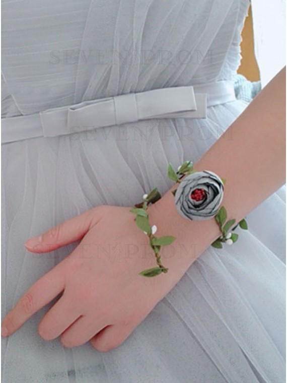 Simple Wrist Corsage