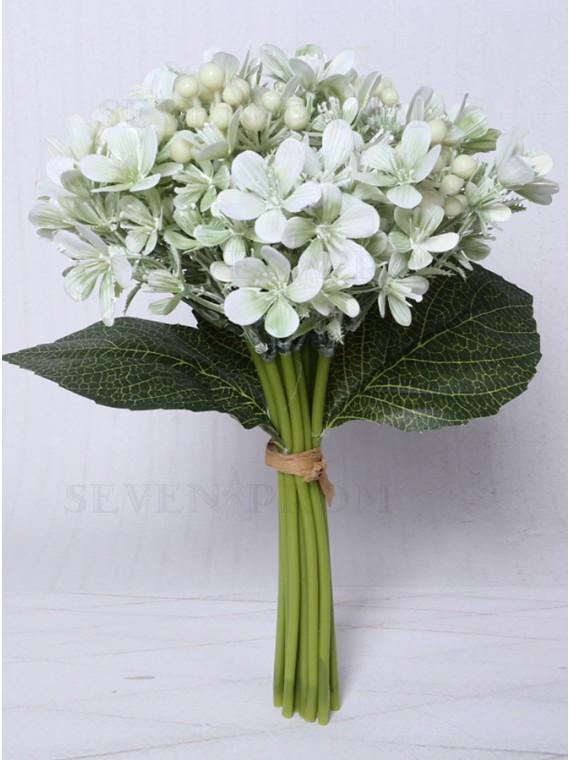 White Wedding Bridal Bouquets Bridesmaid Bouquet
