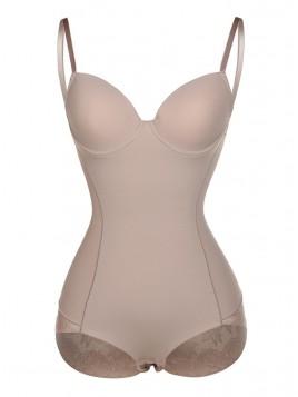 Breathability Panties Bodysuit Shapewear