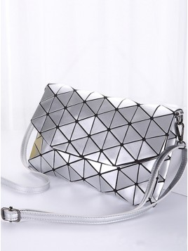 Fashion Silver Clutches Bag