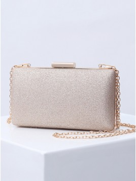 Champagne Clutch Bag