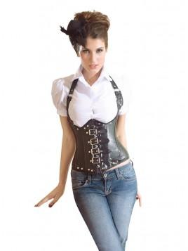 Women Charming Gothic Style Waist Cinchers Corset Shapewear