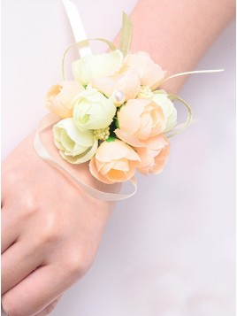 Country Wrist Corsage