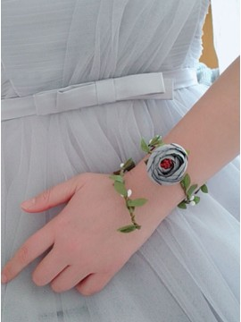 Simple Wrist Corsage