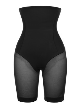 Women Nylon Breathability Butt Lift High Waist Cinchers Shapewear