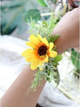 Soft Wrist Corsage
